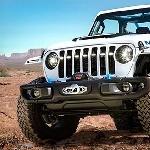 Model All-Electric Pertama Jeep Akan Meluncur Pada Tahun 2023