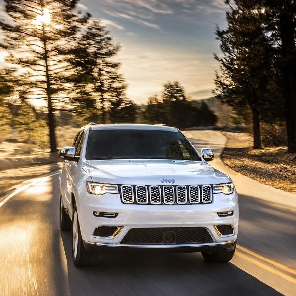 "Bertuliskan ""Drive on sunshine"", Jeep Grand Cherokee 4xe 2022 Terungkap Untuk Pertama Kalinya"