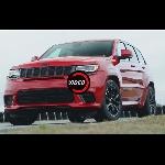 Jeep Grand Cherokee Trackhawk - Muntahkan Tenaga 707HP
