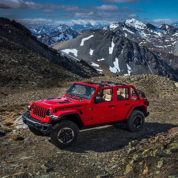 Bocoran Awal Spesifikasi Jeep Listrik