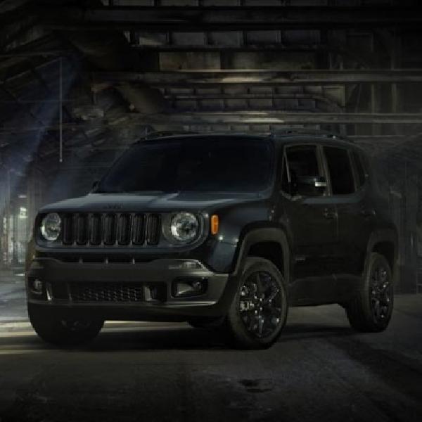 Jeep Renegade Edisi Spesial Dawn of Justice