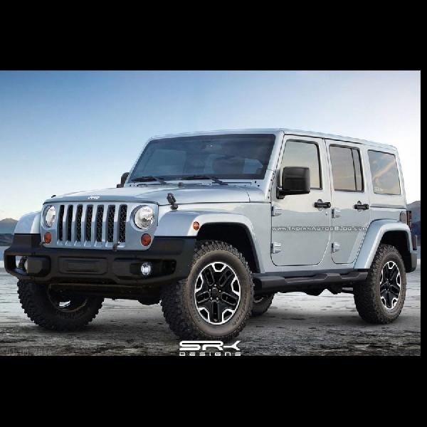 Jeep Wrangler Mulai Diproduksi November 2017