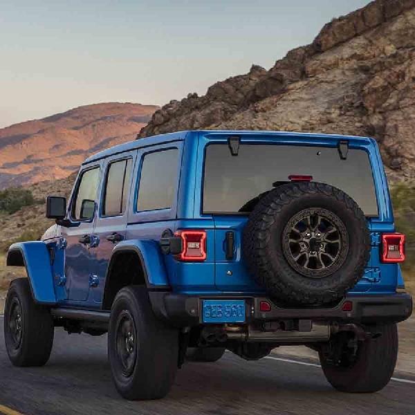Inilah Spesifikasi Jeep Wrangler Rubicon 392 2021