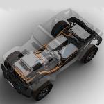 Teaser Konsep Jeep Wrangler EV Terkuak, Debut Akhir Tahun Ini