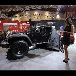 Garansindo Boyong SUV Sangar di IIMS 2016