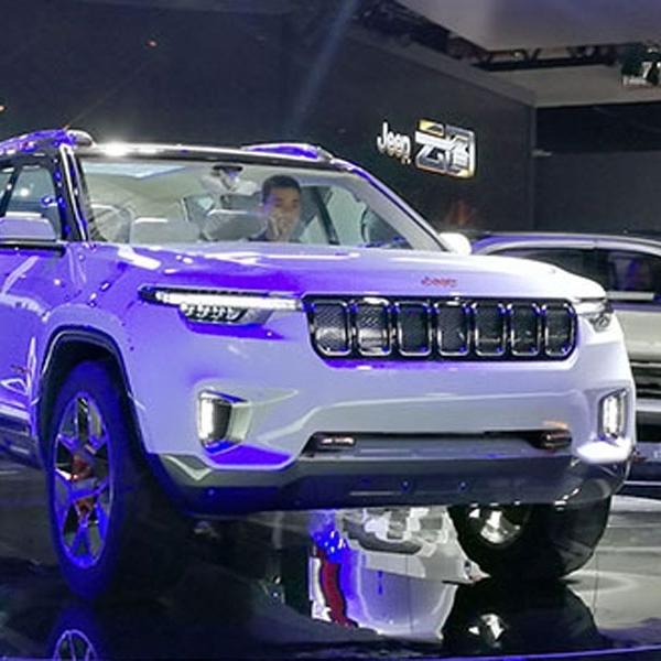 Jeep Yuntu Concept - Berpotensi Ramaikan Pasar SUV