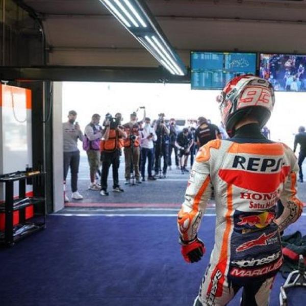 MotoGP: Marc Marquez Tak Punya Strategi Khusus Menjelang Balapan di Red Bull Ring