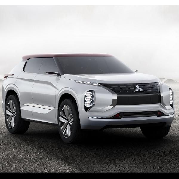 Jelang Debut Resmi, Mitsubishi Ungkap Konsep GT-PHEV