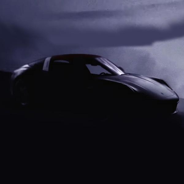 Jelang Debutnya, Porsche Luncurkan Kisi-Kisi Model Misterius 911 GT