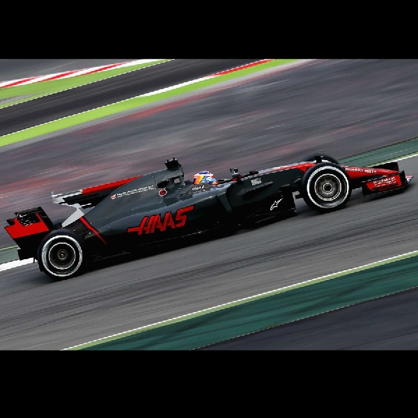 F1: Jelang GP China - Haas akan Bawa Mesin Turbocharger Terbaru