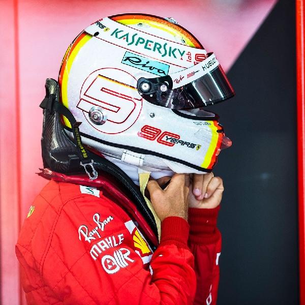 F1: Ferrari Harus Bisa Mengimbangi Red Bull di GP Meksiko