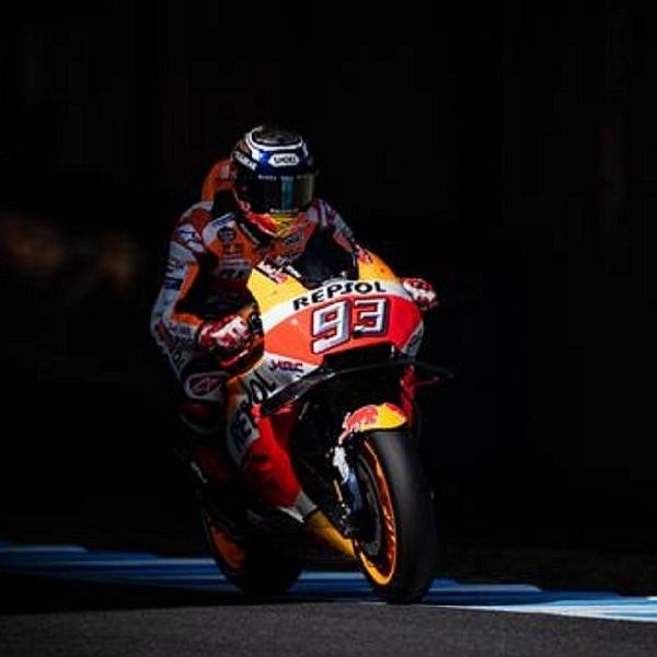 MotoGP: Jelang MotoGP Spanyol, Marc Marquez Bantah 'Trauma' di Tikungan