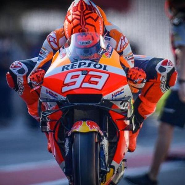 MotoGP: Jelang MotoGP Spanyol, Marc Marquez Siap Kembali ke Ritme Balapan