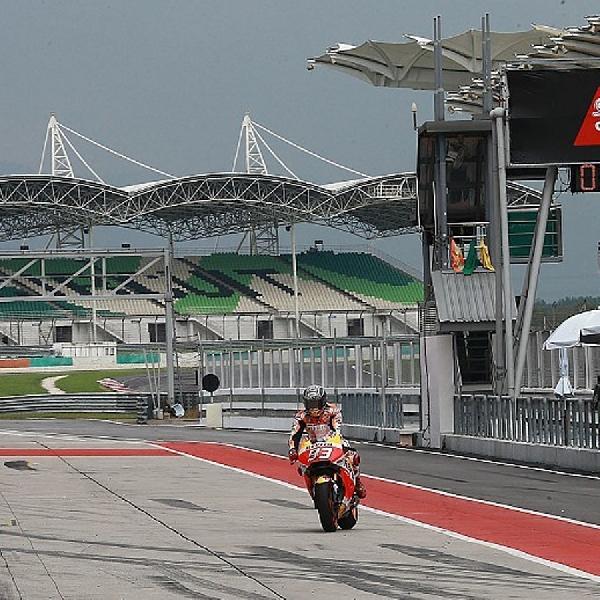 MotoGP: Jelang Musim Baru, Sirkuit Sepang Harus Berbenah