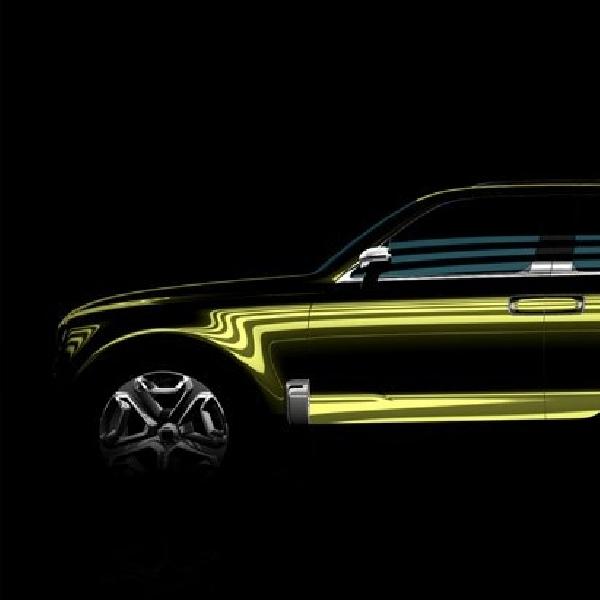 Jelang Peluncuran, Kia Mulai Goda Teaser Gambar Konsep SUV Teranyar