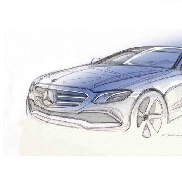 Jelang Peluncuran, Mercedes Terus Tebar Gambar Model Baru