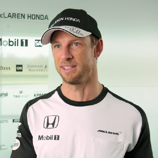Jenson Button Senang dengan Perkembangan Mclaren