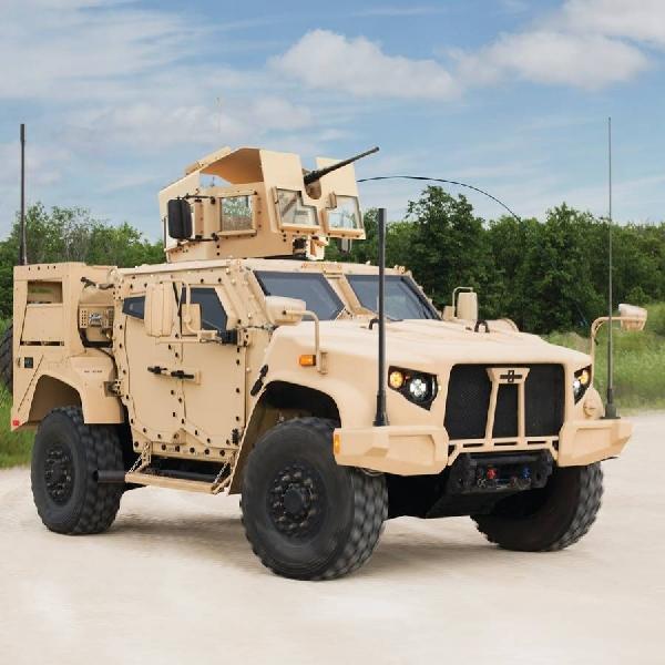 Militer AS Pun Ikutan Pakai Kendaraan Listrik