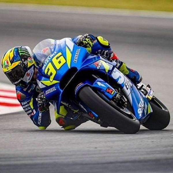 Optimisme Seorang Joan Mir  Menghadapi Paruh Kedua MotoGP