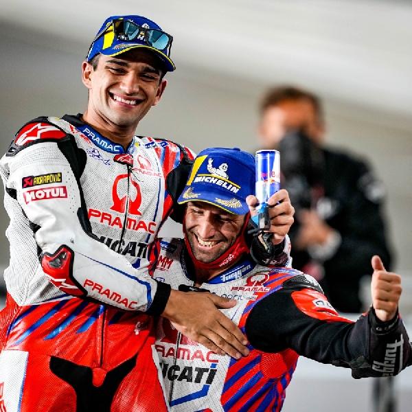 MotoGP: Johann Zarco dan Jorge Martin Tetap di Pramac Ducati Untuk MotoGP 2022