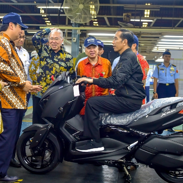 Industri Sepeda Motor Kian Agresif