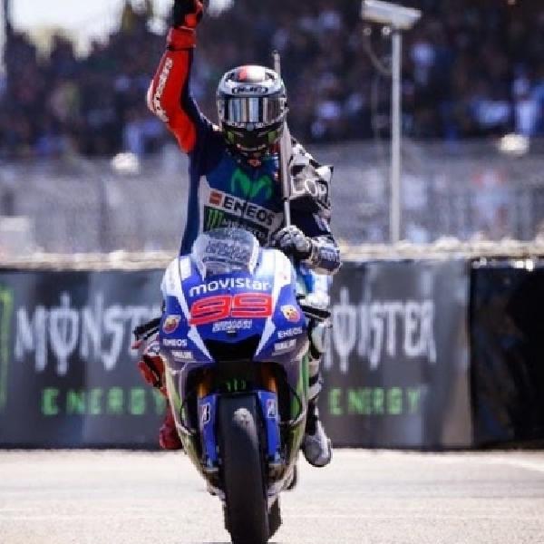 MotoGP: Lorenzo Mendominasi, Rossi Superior