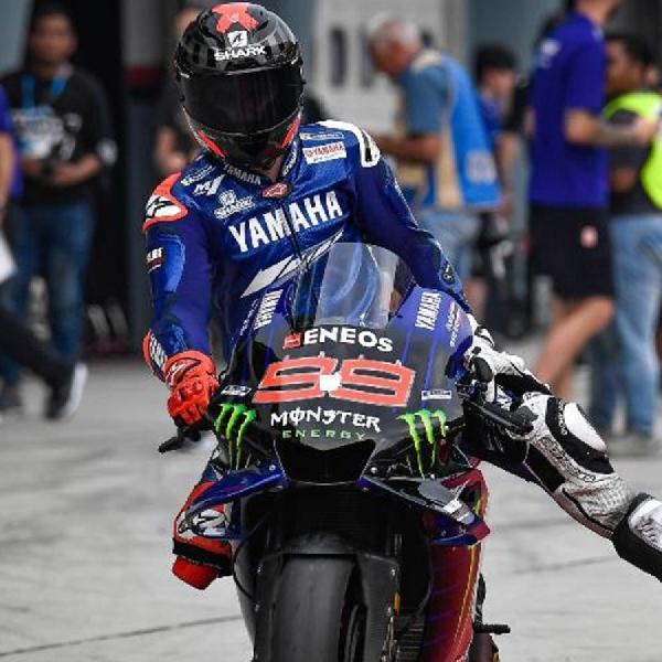 Jorge Lorenzo Buka Peluang Jadi Test-Rider Aprilia ?