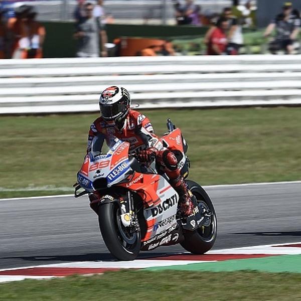 Lorenzo Siap Balapan Terakhir Bersama Ducati