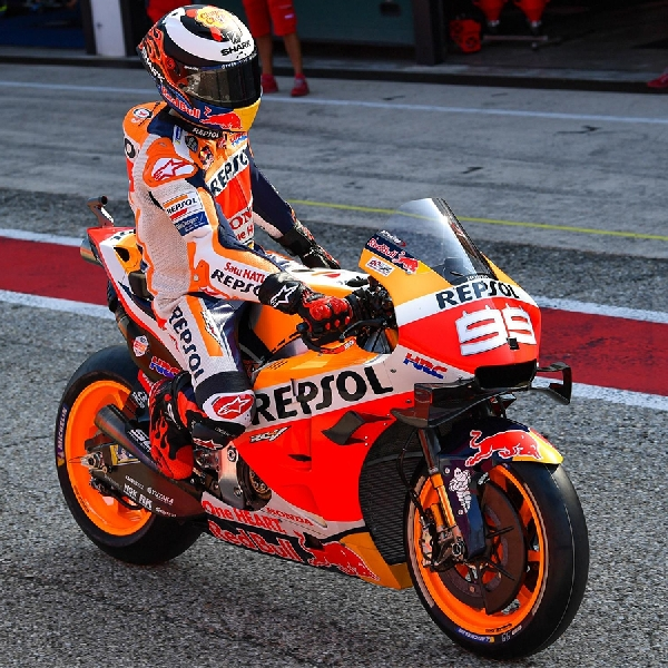 MotoGP: Honda Masih Punya Potensi