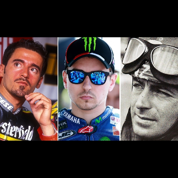 MotoGP: Jorge Lorenzo, Max Biaggi dan Hugh Anderson akan Jadi Bagian MotoGP Legends