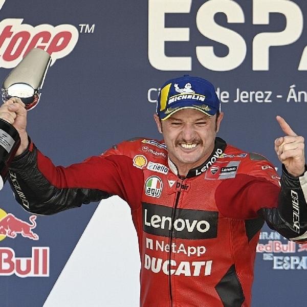 MotoGP: Jorge Lorenzo Puji Kemenangan Jack Miller