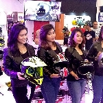 JPX Fox 2 Carbon Full Face Helm Kompetisi Meluncur di GIIAS 2019
