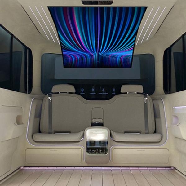 Hyundai Ungkap Kabin Konsep Ioniq Revolusioner