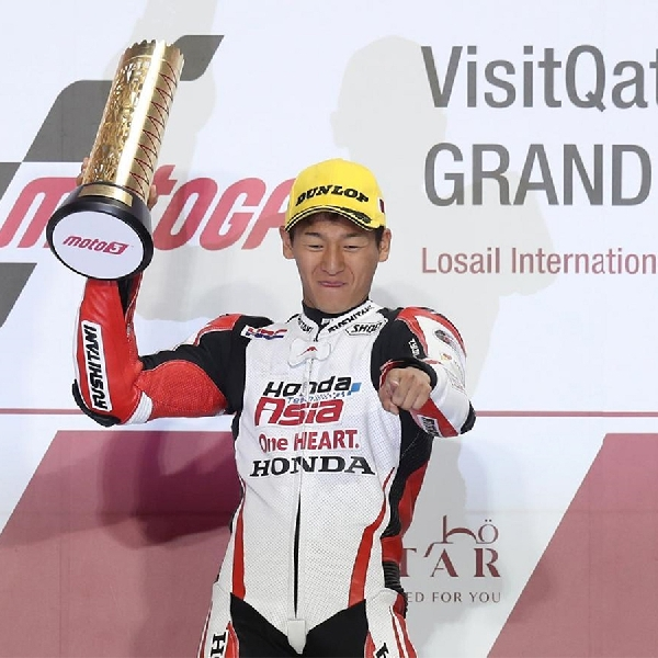 Moto3: Kaito Toba Gabung ke Tim Red Bull KTM Ajo