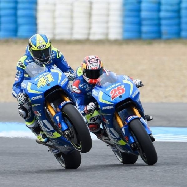 MotoGP: Kalahkan Vinales, Espargaro Merasa Bahagia