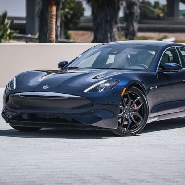 Karma Automotive Siapkan Dua Mobil Listrik Tahun Depan