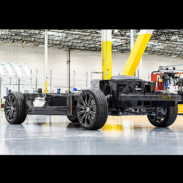 Karma Automotive Ciptakan Platform E-Flexes, Digunakan Varian Revero GT