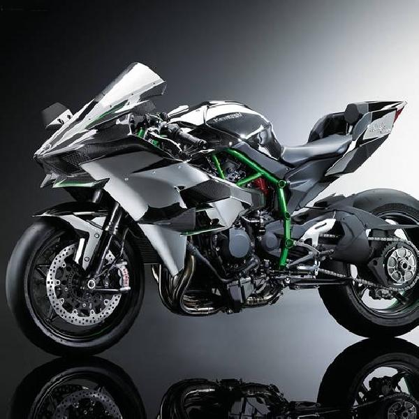 Kawasaki Luncurkkan Ninja H2 Carbon di Intermot