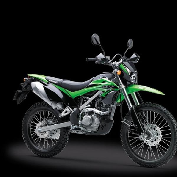 Kawasaki Rilis KLX dan D-Tracker Terbaru