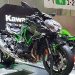 Kawasaki Mengerjakan Hybrid Powertrain dan AI untuk Sepeda Motor