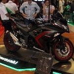 Kawasaki Ninja 250 Paling Banyak Diburu di IIMS 2016