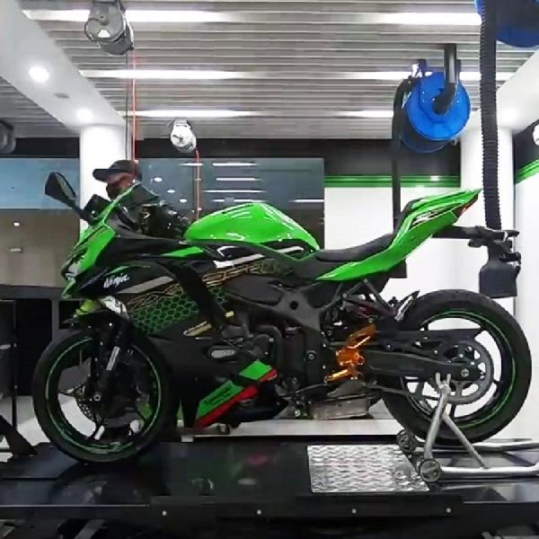 Kawasaki Ninja ZX-25R Segera Meluncur di Indonesia