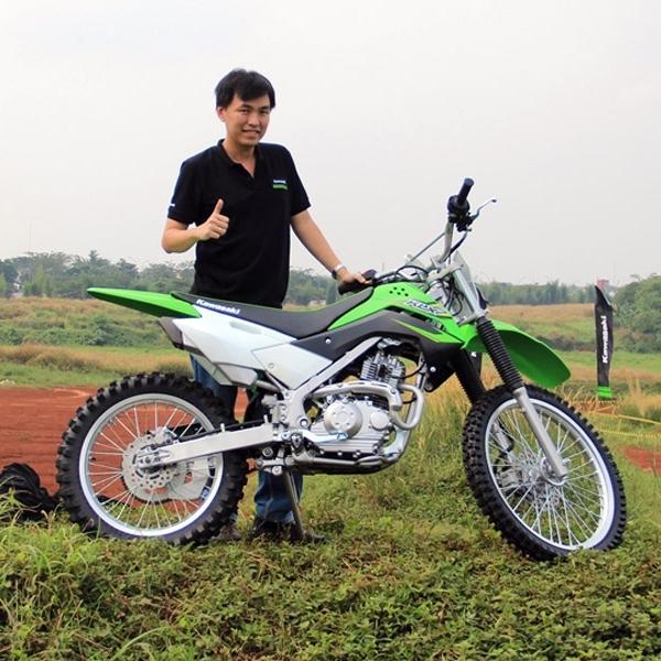 Kawasaki Resmi Luncurkan New KLX 150