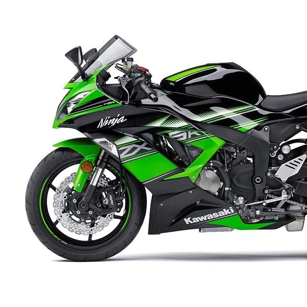 Kawasaki Sedang Siapkan Motor Bermesin Supercharged