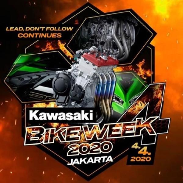 Tak Ada Lawan, Kawasaki Ninja 4-Silinder Meluncur 4 April