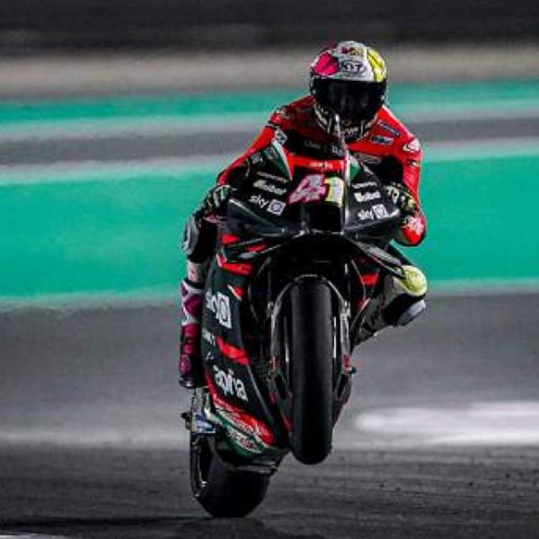 MotoGP: Kecelakaan di Sesi Latihan MotoGP Portugal, Aleix Espargaro Soroti Masalah Ban