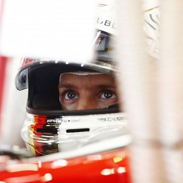 Kecelakaan Vettel Sebabkan Uji Ban Pirelli Wet Tire Tidak Berlanjut