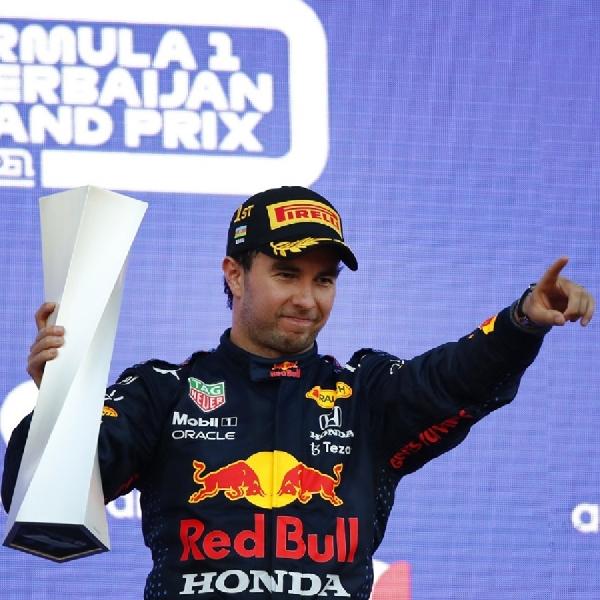 F1: Keluar Sebagai Pemenang, Sergio Perez Nyaris Absen di Grand Prix Azerbaijan?