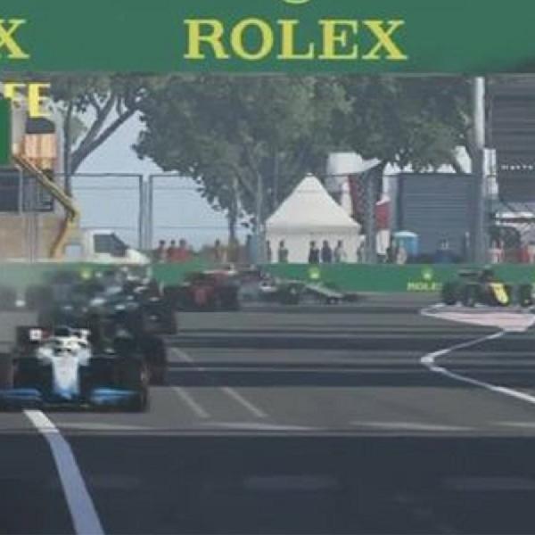 F1: Kembali ke Esports, George Russell Kalahkan Albon di Grand Prix Virtual F1 Inggris