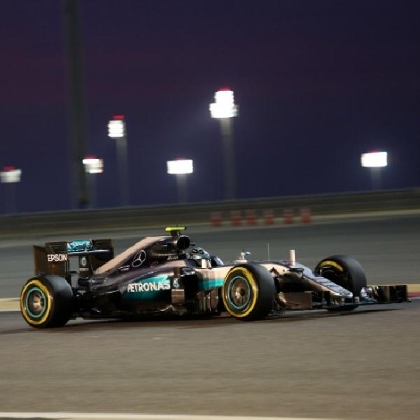 F1: Rosberg Tidak Terbendung di Bahrain